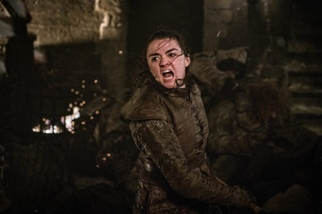 Arya for the Win