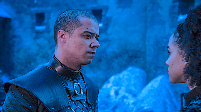 Psa We Were Surprised When We Found Grey Worm Actor Did This Outside Game Of Thrones Follow The Throne